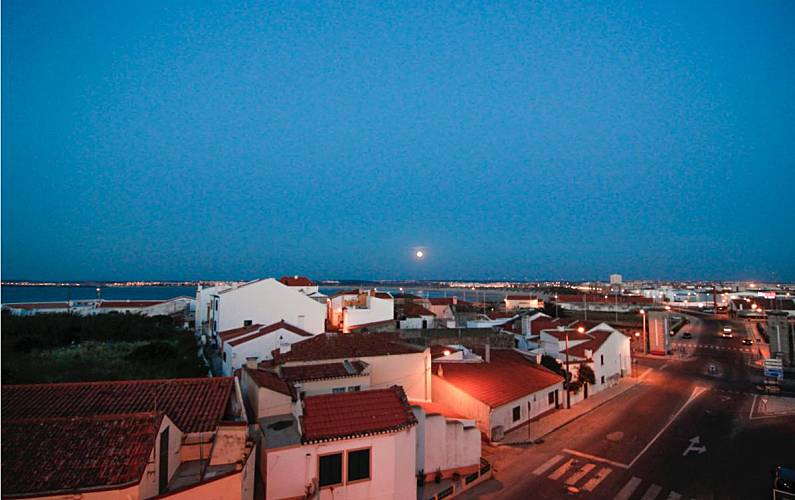 Apartment for rent only 100 meters from the beach Leiria - Views from the house