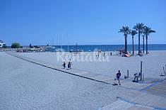 Apartamento de 2 habitaciones a 30 m de la playa Almería