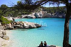Ciutadella-Santandria, estiloso, a pie de cala Menorca