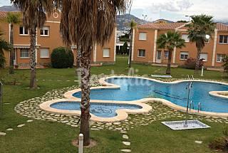Apartamento de 2 habitaciones a 300 m de la playa Valencia