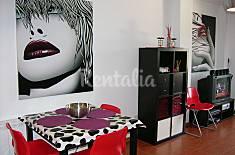 Appartement de 1 chambre à 1000 m de la plage Asturies