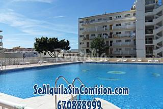 Apartment for 4-6 people only 300 meters from the beach Málaga