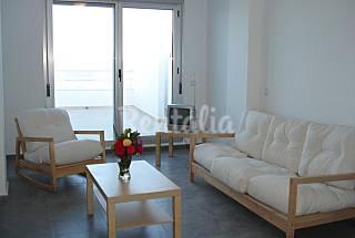 Precioso apartamento a pie de playa Almería