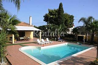 Villa with 2 bedrooms only 1500 meters from the beach Trapani