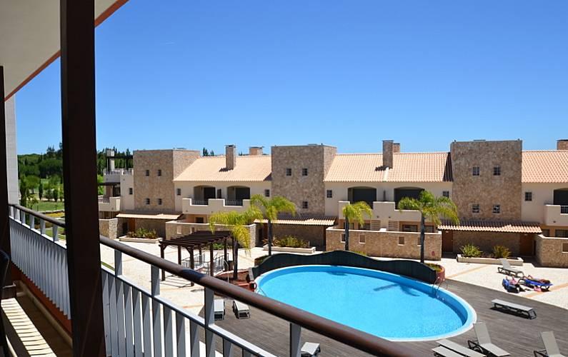 Luxuoso Piscina Algarve-Faro Loulé Apartamento - Piscina