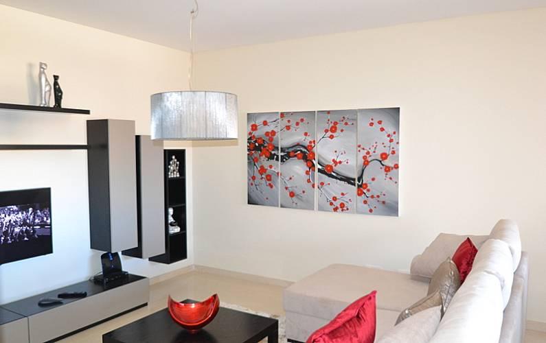 Luxuoso Sala Algarve-Faro Loulé Apartamento - Sala