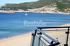 Apartamento de Luxo : 2 suites em frente à praia Setúbal
