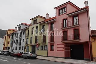 Appartement pour 4-5 personnes à 100 m de la plage Asturies