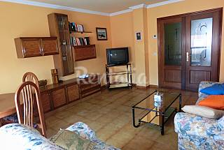 Apartment for 5-7 people only 450 meters from the beach Cantabria