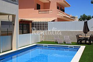 T1+1 with pool only 200 meters from the beach Algarve-Faro