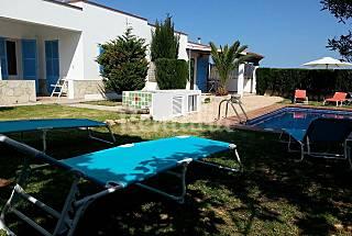 Bonita moradia em Formentera. Dois casas.1Km mar Formentera