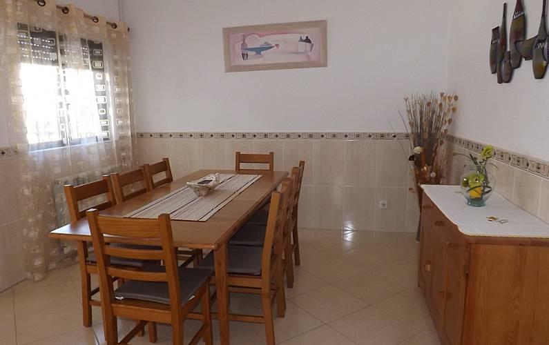 V4 Sala de Jantar Algarve-Faro Albufeira vivenda - Sala de Jantar