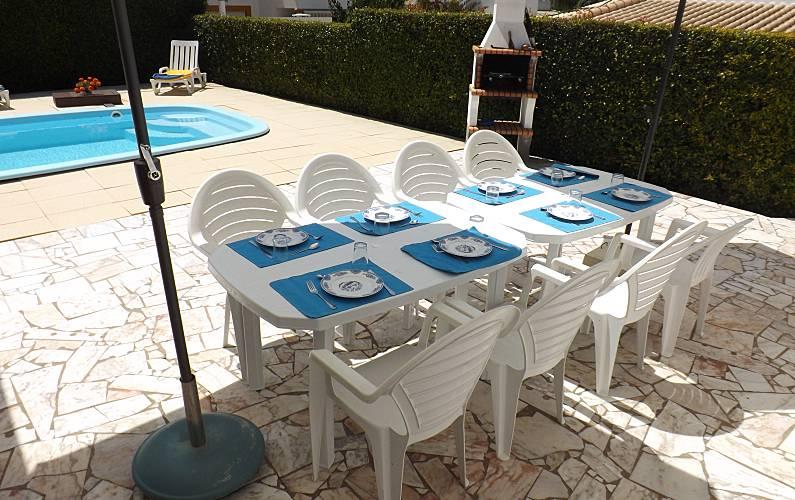 V4 Terraço Algarve-Faro Albufeira vivenda - Terraço