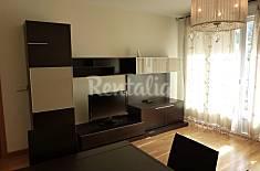 Apartamento de 2 habitaciones a 50 m de la playa Lugo