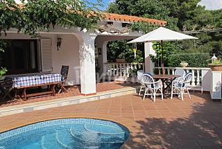Villa a 95 m de la playa Menorca
