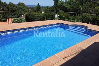 Casa de 2 habitaciones. Playa a 3 km Girona/Gerona