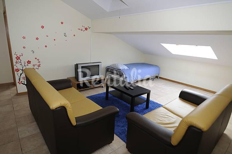 Apartamento para 1-7 pessoas a 300 m da praia Aveiro