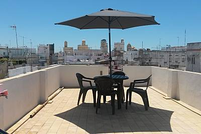 Apartamento 2habitaciones en cadiz casco historico Cádiz