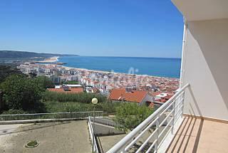 Apartamento de 2 habitaciones a 700 m de la playa Leiria