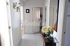 Apartamento de 2 habitaciones en 1a línea de playa Asturias