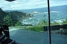 Maison pour 4 personnes à 300 m de la plage Asturies