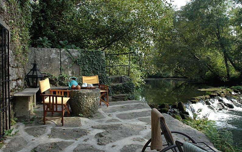 4 Outdoors Viana do Castelo Vila Nova de Cerveira Cottage - Outdoors