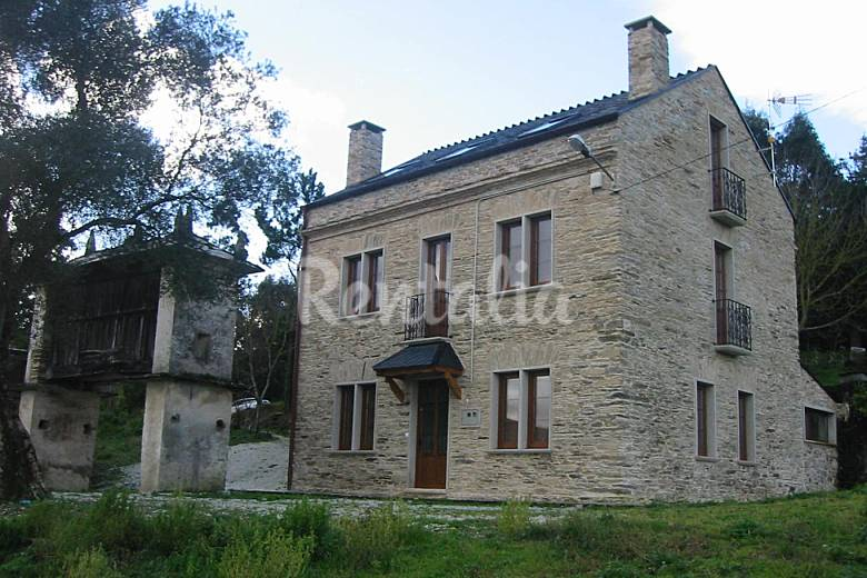 Alquiler vacaciones apartamentos y casas rurales en - Galicia casas rurales ...