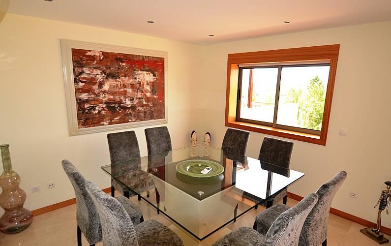 Unique Dining-room Algarve-Faro Loulé Apartment - Dining-room
