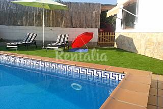 Villa with 2 bedrooms only 1500 meters from the beach Málaga