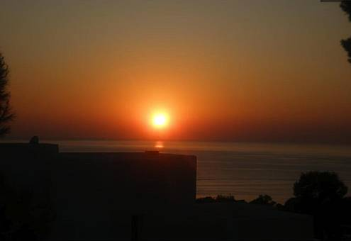 Pôr do sol em Ibiza luxo casa-6 pessoas C. Vadella Ibiza