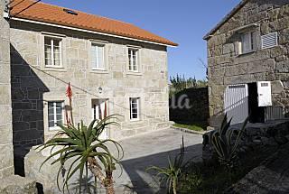 Casa de 4 habitaciones a 1000 m de la playa A Coruña/La Coruña
