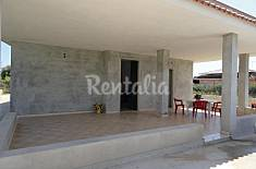 Villa for rent only 400 meters from the beach Ragusa