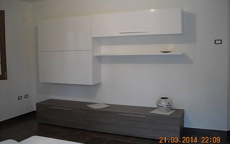 Casa Sala Ogliastra Cardedu Apartamento - Sala