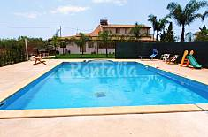 Apartment for rent only 1400 meters from the beach Ragusa