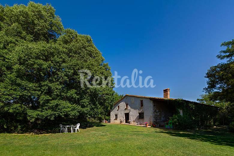 Maison de 6 chambres à Riudellots de la Selva Gérone