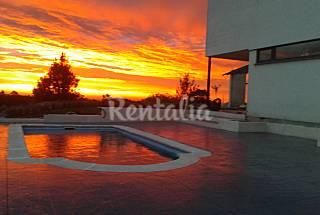 Villa en location à 1000 m de la plage Asturies