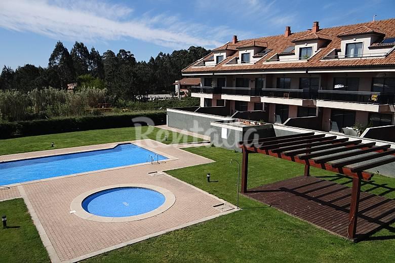2 Swimming pool Pontevedra Sanxenxo-Sangenjo Apartment
