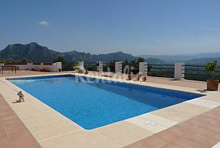 Villa with 3 bedrooms 10 km from the beach Valencia