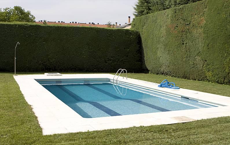 Casa Piscina Rioja (La) Haro Villa en entorno rural - Piscina
