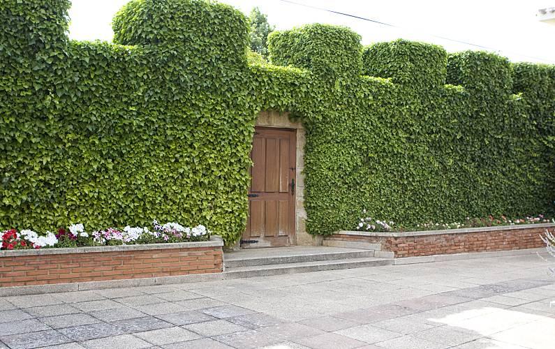 Casa Jardín Rioja (La) Haro Villa en entorno rural - Jardín