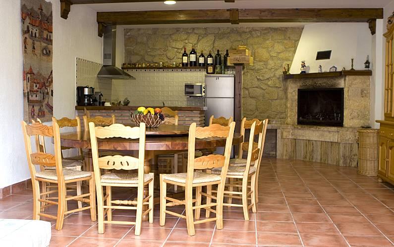 Casa Cocina Rioja (La) Haro Villa en entorno rural - Cocina