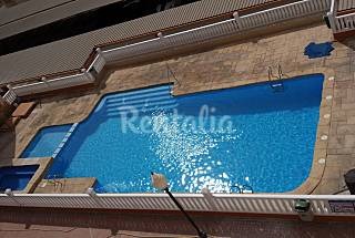 Apartment for 2-4 people only 50 meters from the beach Murcia