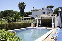 Villa con piscina privada a 900m de la playa Cádiz