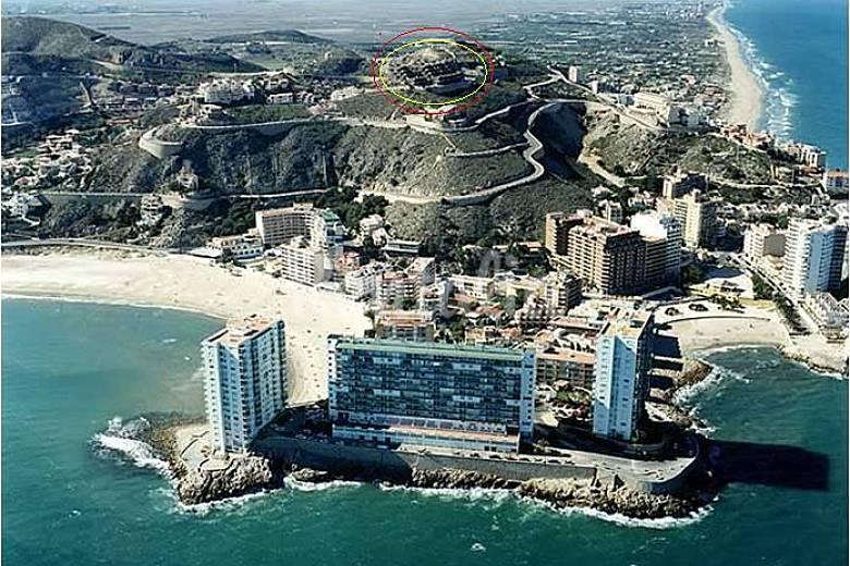 Apartamento para 5 7 personas a 300 m de la playa faro for Saneamientos valencia
