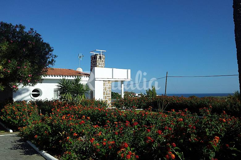 Bonita villa a 200m playa fuente del gallo conil de la for Jardin villa bonita culiacan