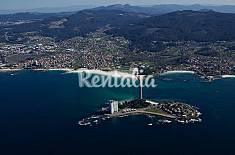Casa en Vigo en la playa del Vao Pontevedra