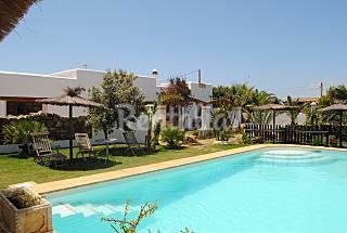3 Casas entre un Parque Natural y una Playa Salvaje Cádiz