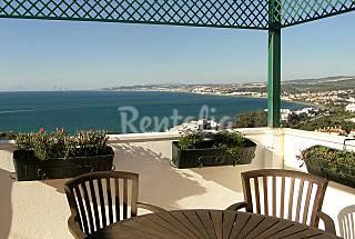 Ático de 2 habitaciones a 450 m de la playa Málaga