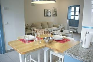 Maison pour 6 personnes à 1500 m de la plage Asturies