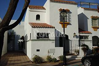 House for 6 people only 150 meters from the beach Málaga